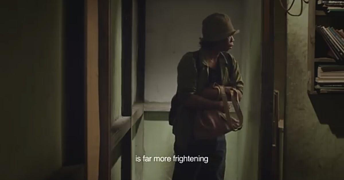 Nonton Film Istirahatlah Kata Kata - Untaian Kata 2019