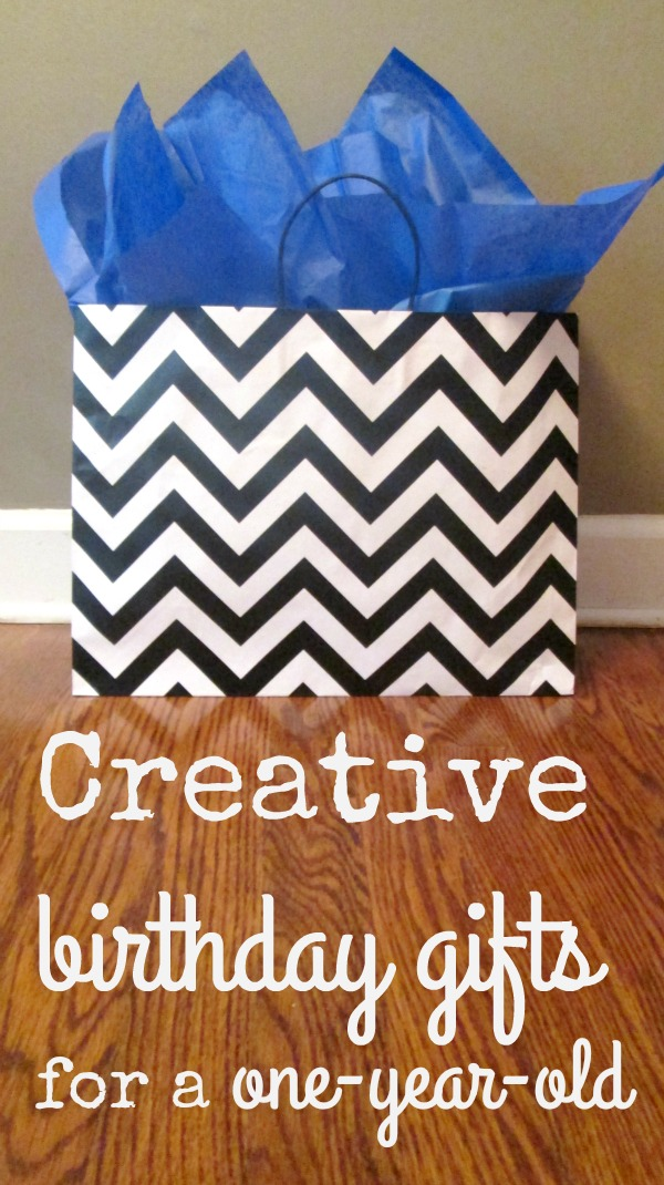Creative Birthday Gift Ideas For A One Year Old Part 2 Of 3