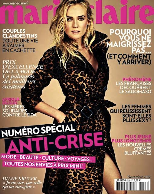 Magazine Cover Girls