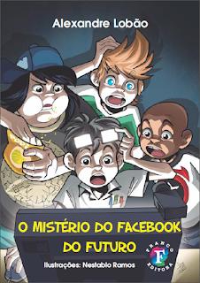 Capa - O mistério do Facebook do Futuro