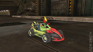Ben 10 Galactic Racing (X-BOX360) 2011