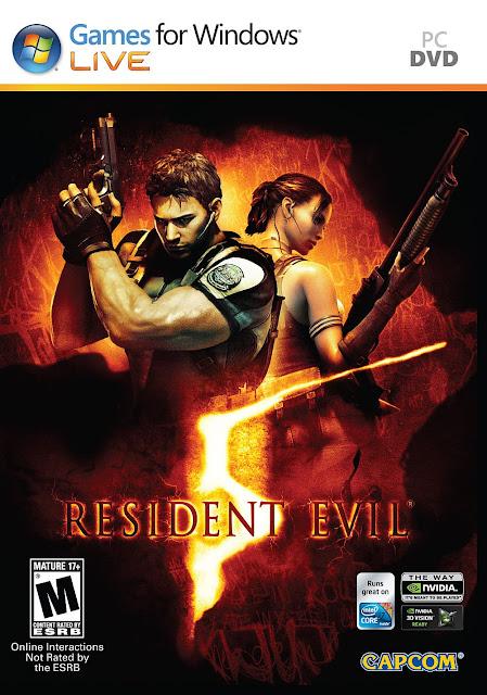 Resident Evil 5 PC FULL Portada