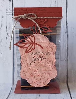 Stitched Seasons Dies and Blended Seasons Stamp Set gift package  Satomi Wellard-Independent Stampin'Up! Demonstrator in Japan and Australia, #su, #stampinup, #cardmaking, #papercrafting, #rubberstamping, #stampinuponlineorder, #craftonlinestore, # StitchedSeasonsDies  #BlendedSeasons #giftpackage #スタンピン #スタンピンアップ #スタンピンアップ公認デモンストレーター #ウェラード里美 #手作りカード #スタンプ #カードメーキング #ペーパークラフト #スクラップブッキング #ハンドメイド #オンラインクラス #スタンピンアップオンラインオーダー #スタンピンアップオンラインショップ   #動画 #フェイスブックライブワークショップ   #ブレンデッドシーズン #スティッチドシーズン #ギフトパッケージ