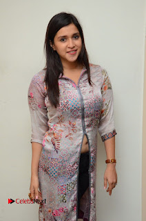 Mannara Chopra Latest Pictures with Jakkanna Team at Radio City ~ Celebs Next