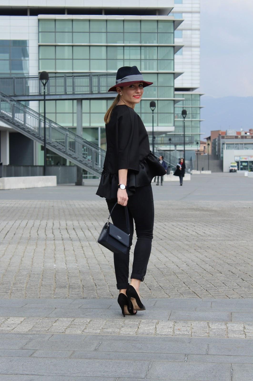 Eniwhere Fashion - Totally black