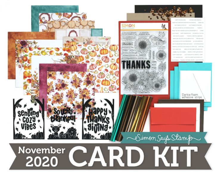 Novermber Card Kit