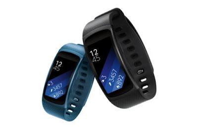 gelang pintar terbaik Samsung Gear Fit2