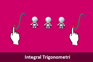 Contoh Soal Integral Trigonometri Beserta Jawabannya