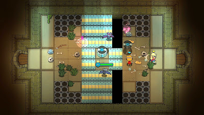 The Swords of Ditto Game Screenshot 2