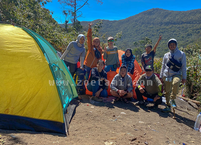 Info Lengkap Jalur Pendakian Gunung Gede Pangrango