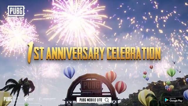 PUBG Mobile Lite 1. yıl dönümü güncellemesi: Yeni özellikler ve değişiklikler?