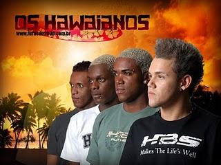 os havaianos e o pente