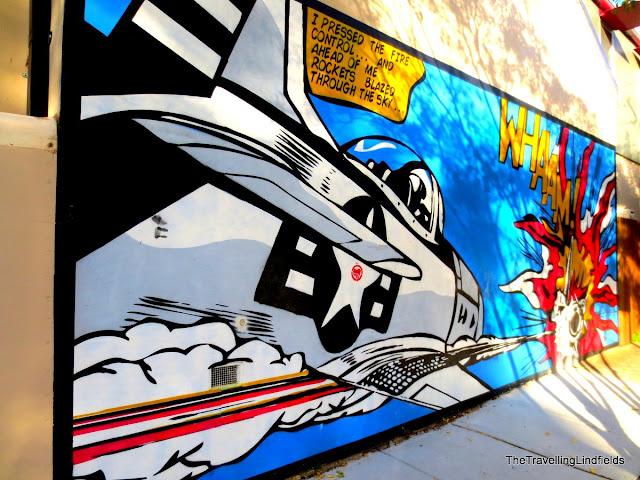 Street art in Sydney