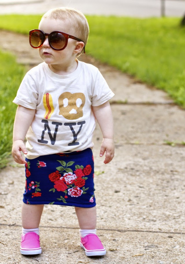 toddler outfit idea for girl
