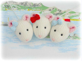 ♡ Tearoom Mice...