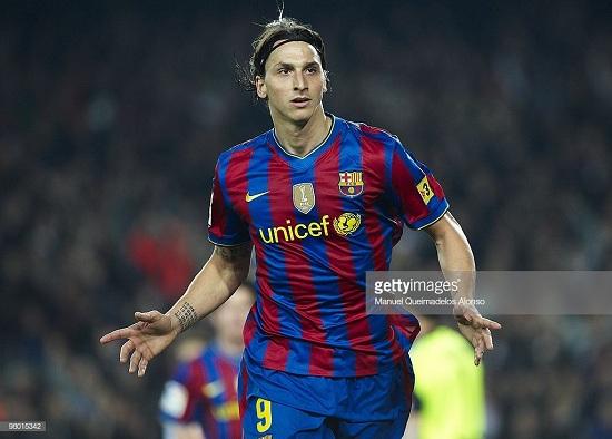 Zlatan Ibrahimovic – ngôi sao bị bỏ quên