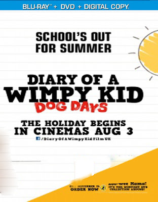 Diary of a wimpy kid dog days 2012 is a very nice family movie.Greg