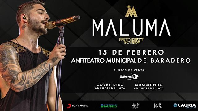 #MalumaWorldTour