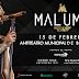 Maluma en Baradero #MalumaWorldTour