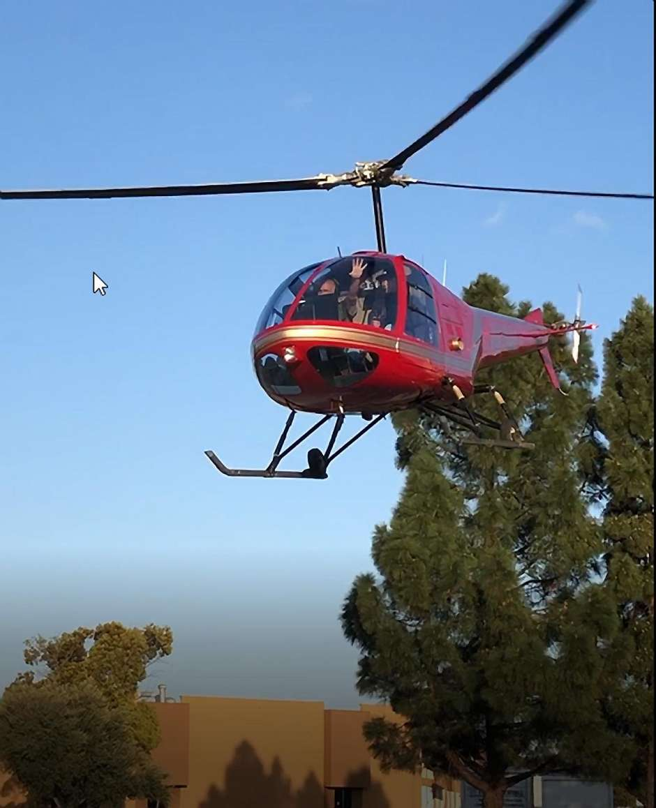 Kathryn's Report: Enstrom 280C Shark, N280A: Incident