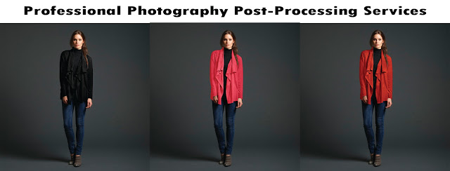 Photo Post-Production Services