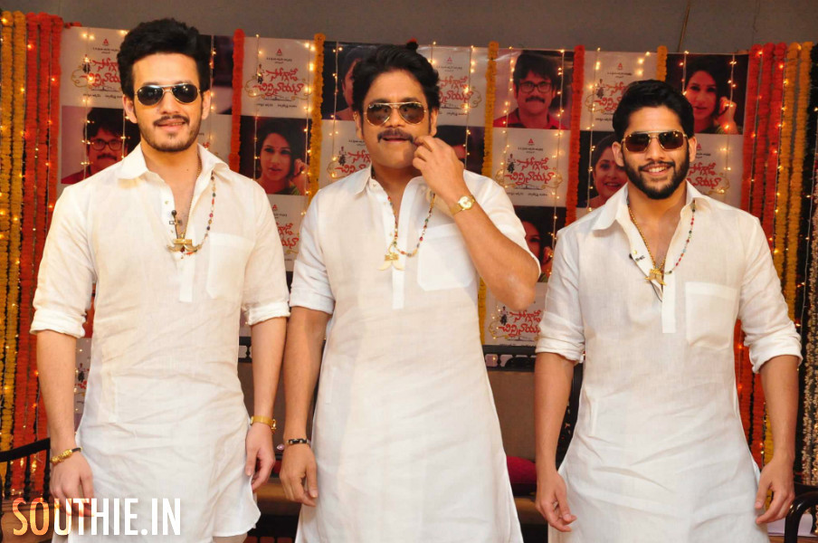 Kalyan Krishna to direct Naga Chaitanya following the success of Soggade Chinni Nayana. Movie to go to sets after Premam completes.