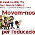 15 Abril Mataró Manifestació per l'Educació