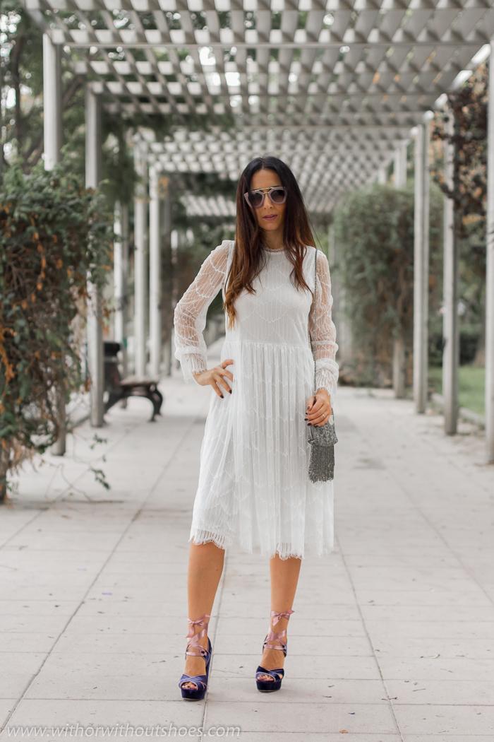 BLogueras influencers valencianas de moda belleza con propuestas de looks para ocasiones especiales