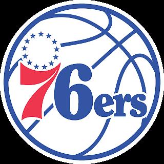 Baixar vetor Logo philadelphia 76ers para Corel Draw gratis