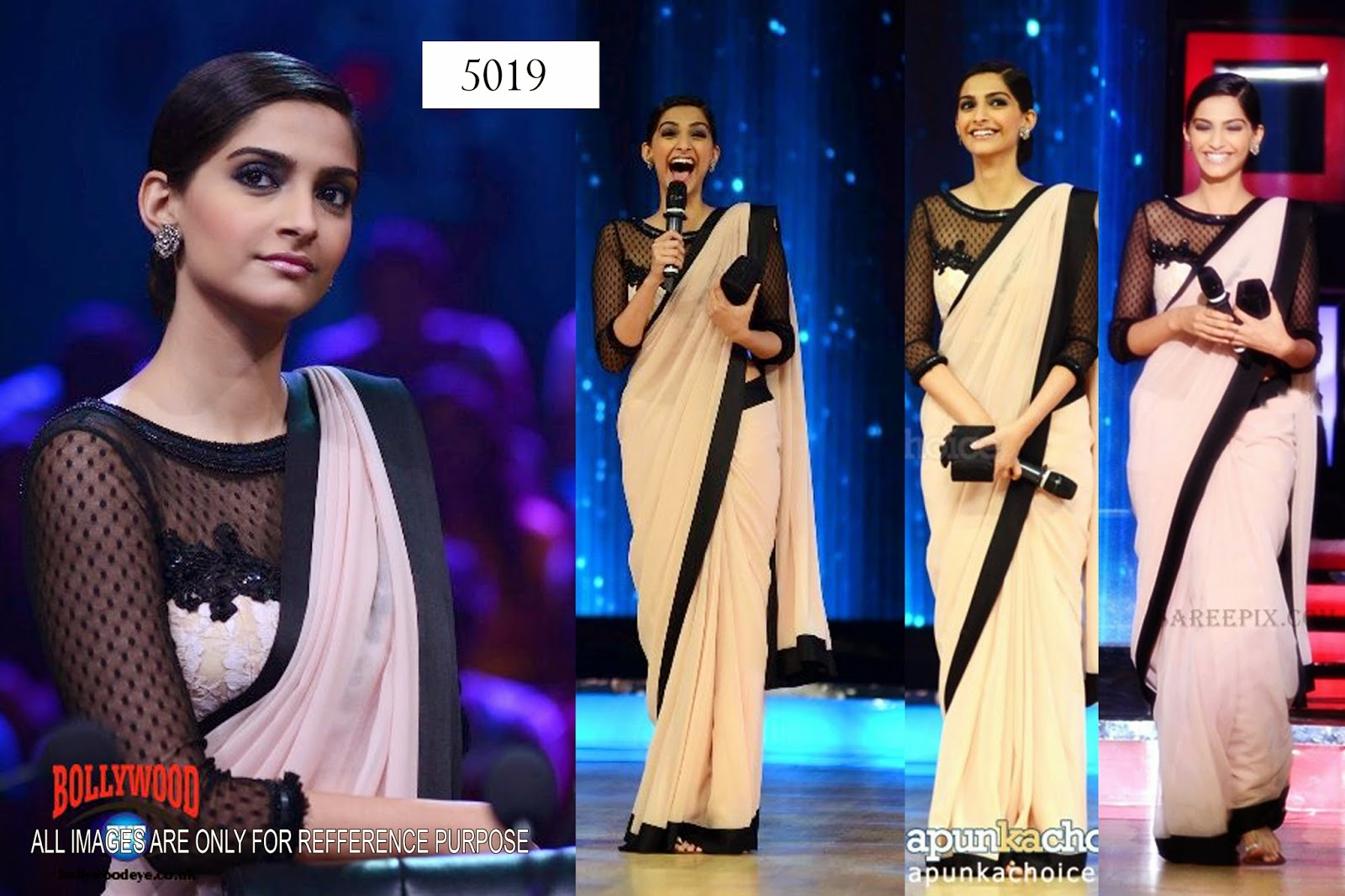 SONAM KAPOOR IN SAREE STILLS