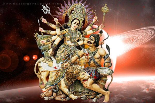 Maa Durga Wallpaper Free Download