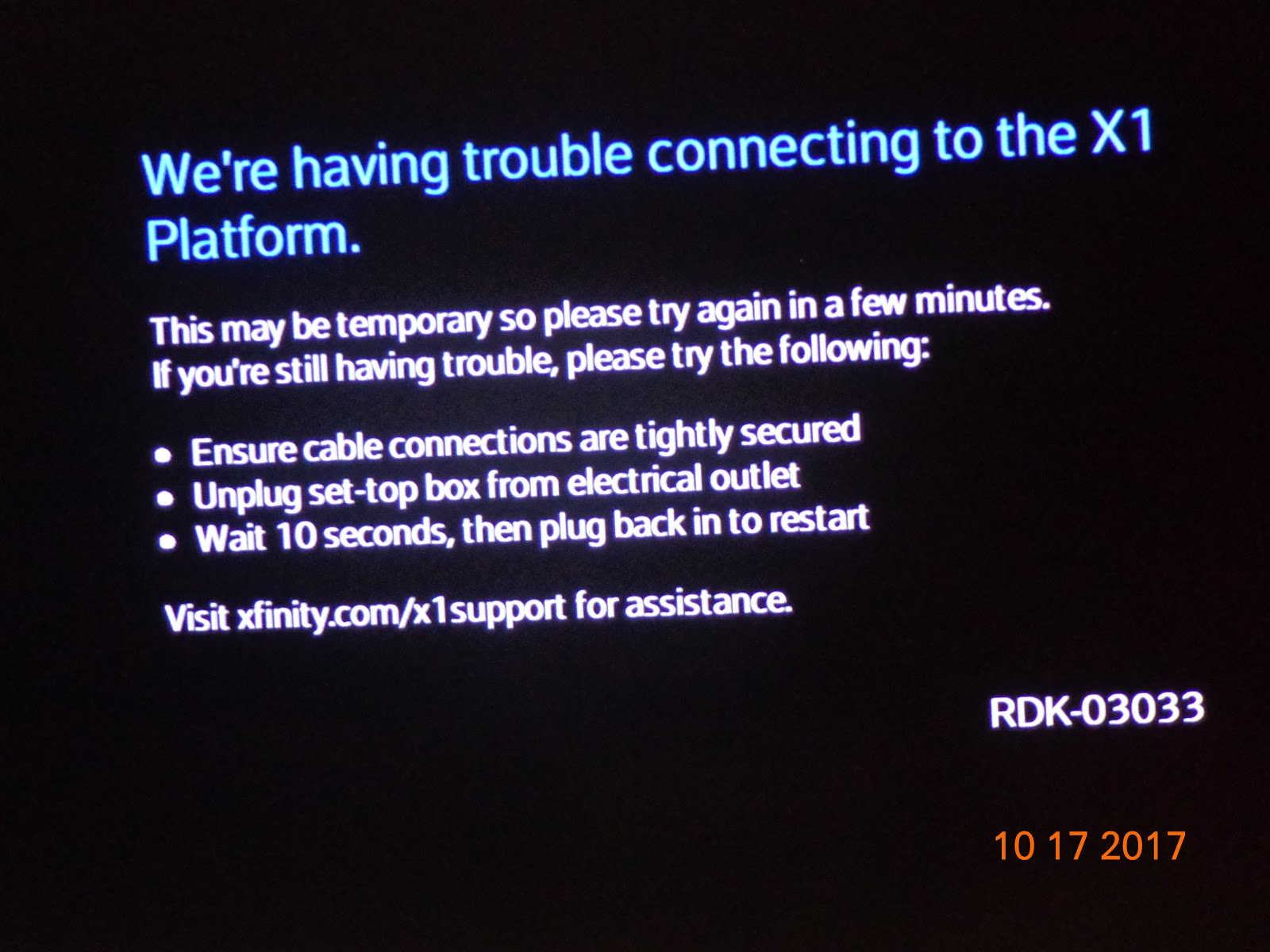 COMCAST SUCKS: COMCAST is OUT and DISH is IN -
