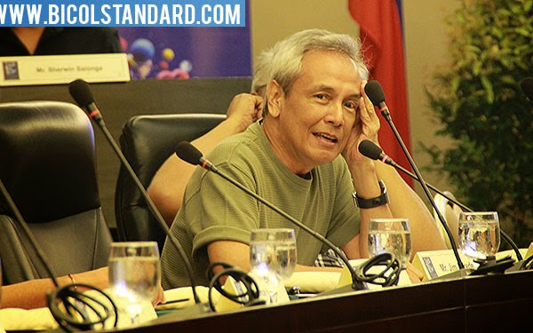 Related News On Jim Paredes: Youth 2014 Frontliners For Change Press Conference