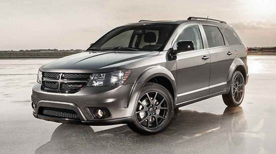 2016 Dodge Journey Limited Edition
