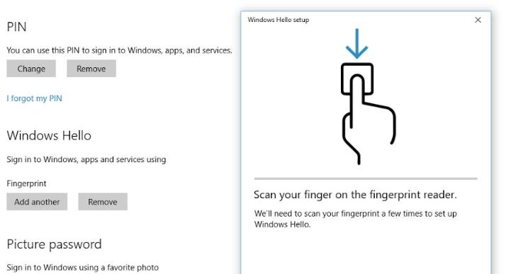 ReAndroid -The Droid Dog: 3-in-1 Windows Hello Fix, Windows Hello