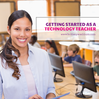 Are you a new technology teacher or just interested in learning how another technology teacher gets organized at the beginning of the school year? This post goes over everything you need to know to give your students a great start.