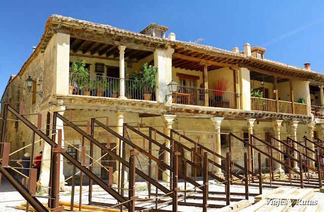 Casa de la Plaza Mayor de Pedraza