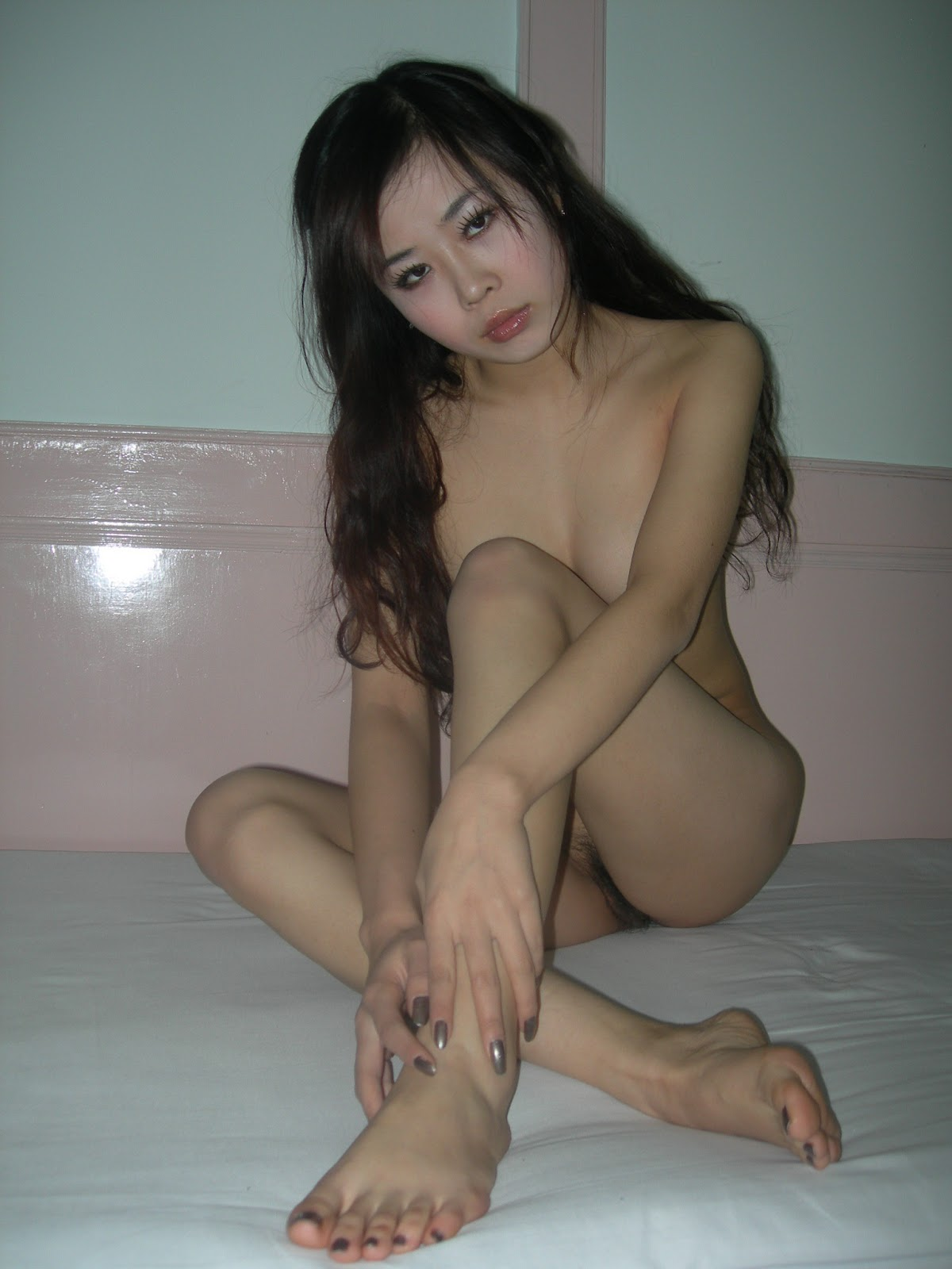 This excellent nude amateur taiwan girl