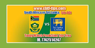 5th ODI Match Prediction Tips by Experts SL vs RSA