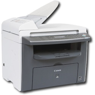 Multifunction monochrome Light Amplification by Stimulated Emission of Radiation printer that scans Canon imageCLASS MF4320d Driver Downloads