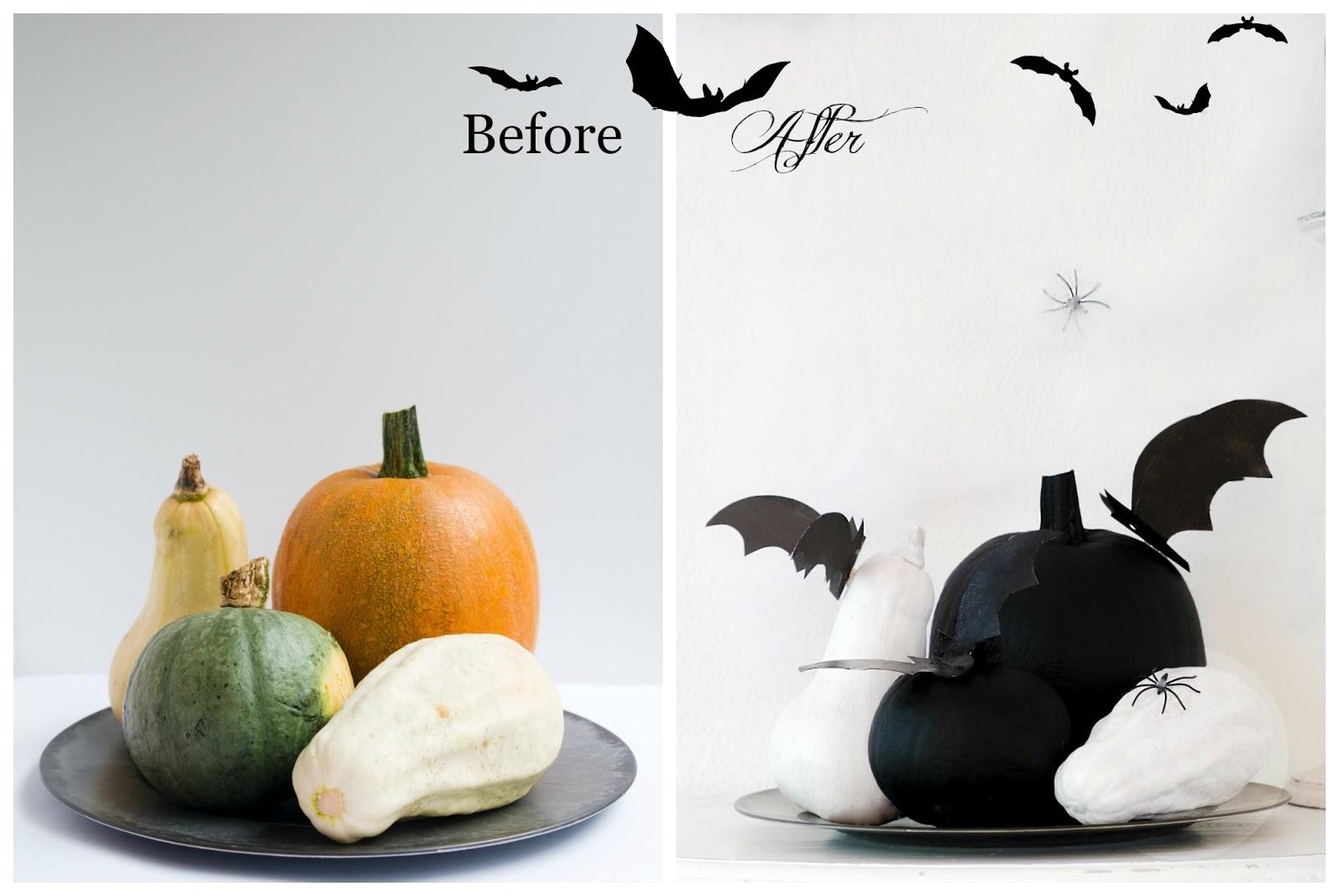 Hoe Maak Je Halloween Pompoenen.Pompoen Versieren Voor Halloween Doe Je Zo Interieur