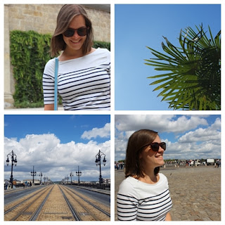 Clothes & Dreams: Instadiary: visiting Bordeaux