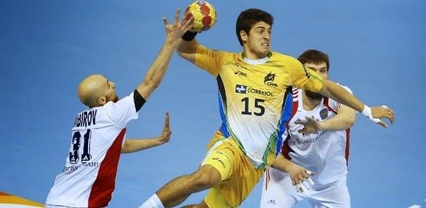 La lista de Brasil para el torneo Cuatro Naciones | Mundo Handball
