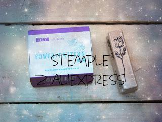 Stemple z Aliexpress