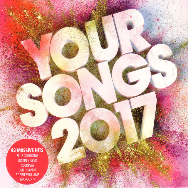 Download [Mp3]-[Hot Pick] 43 เพลงฮิต ไม่ใช่แค่ฮิต แต่ฮิตมาก จากหลากหลายศิลปินดัง VA – Your Songs 2017 @320kbps 4shared By Pleng-mun.com