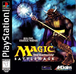 Download Magic The Gathering BattleMage PSX ROM ISO PC Games Untuk Komputer Full Version - ZGASPC