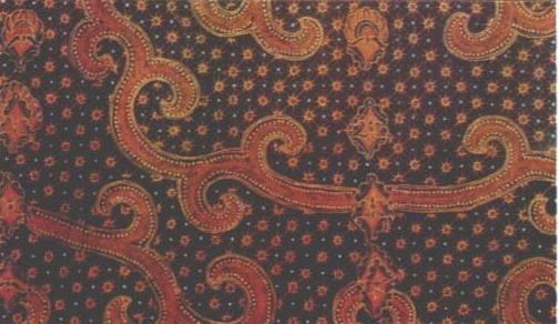 Batik Motif Truntum Sri Kuncoro