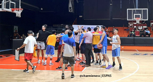 Gilas Pilipinas Practice for the 2019 FIBA World Cup | July 18