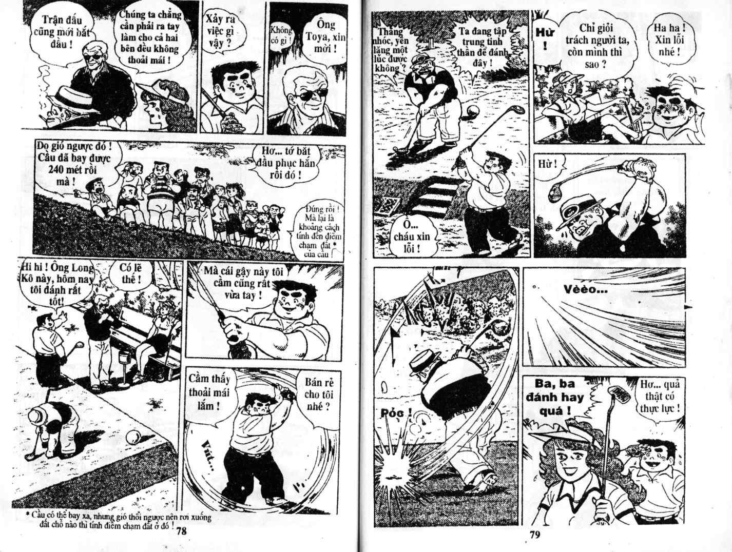 Ashita Tenki ni Naare chapter 1 trang 37
