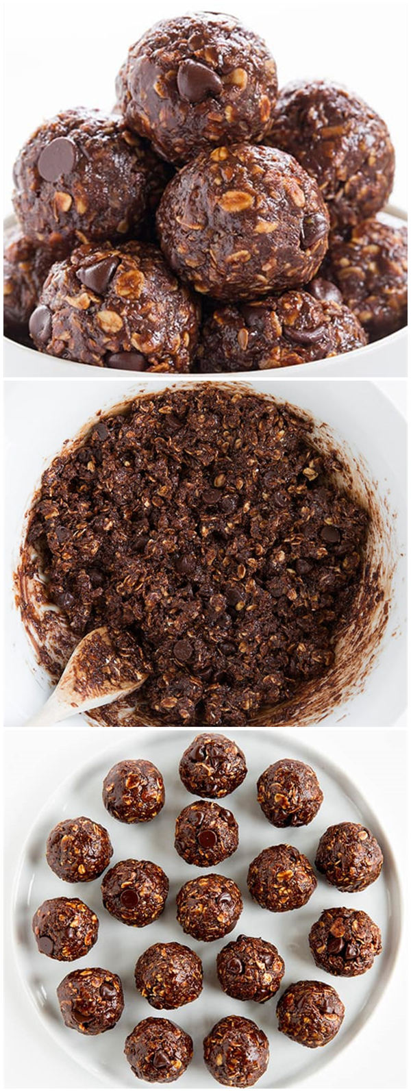 No-Bake Chocolate Energy Bites